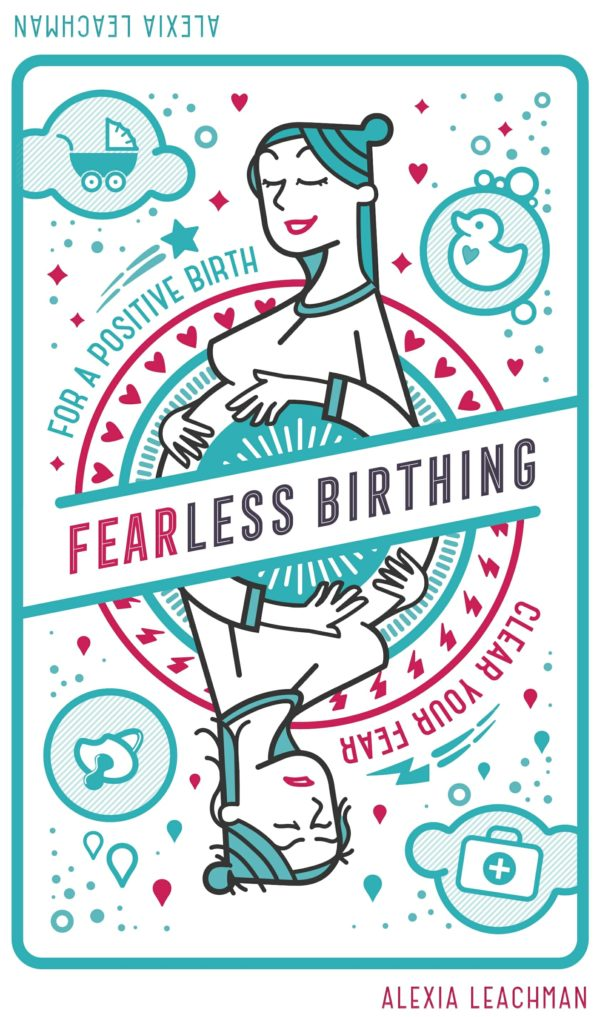 Fearless Birthing - Author Signed Book
