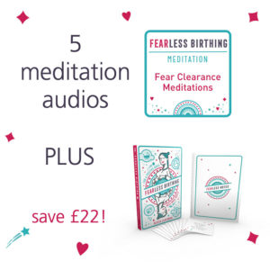 Fear Clearance Meditations Gift Set