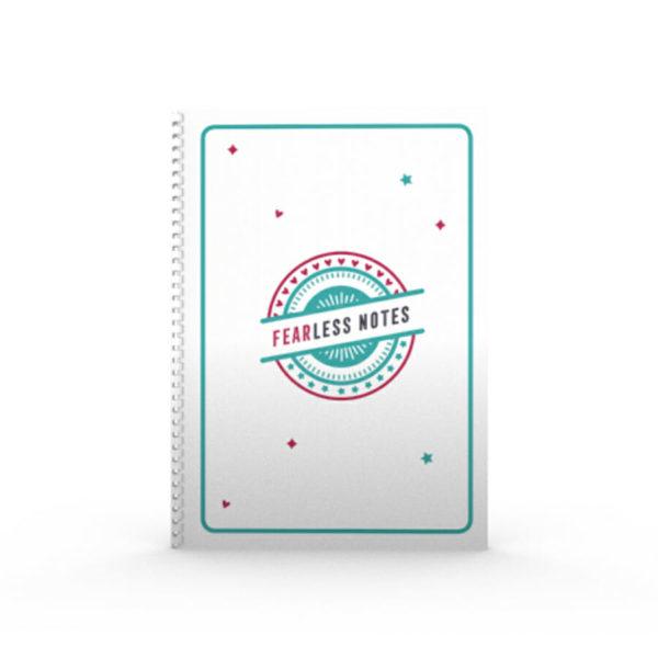 Fearless Notebook